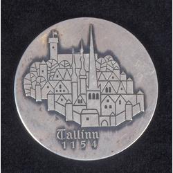 """Galda medaļa """"Tallinn 1154"""""""