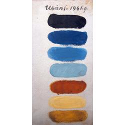 Krāsu palete