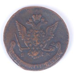Piecu kapeiku monēta 1769.g.
