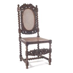 Baroka stila krēsls