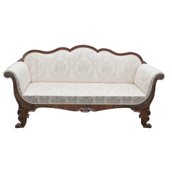 Bīdermeijera stila sofa