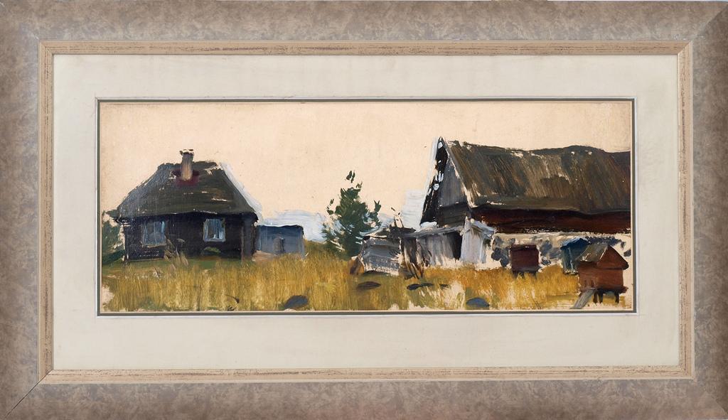 Lauku mājas