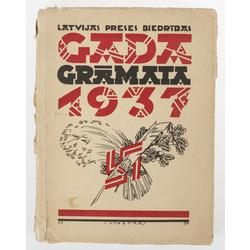 Latvijas preses biedrības gada grāmata