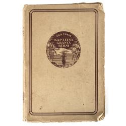 Grāmata Žils Verns Kapteiņa Granta bērni