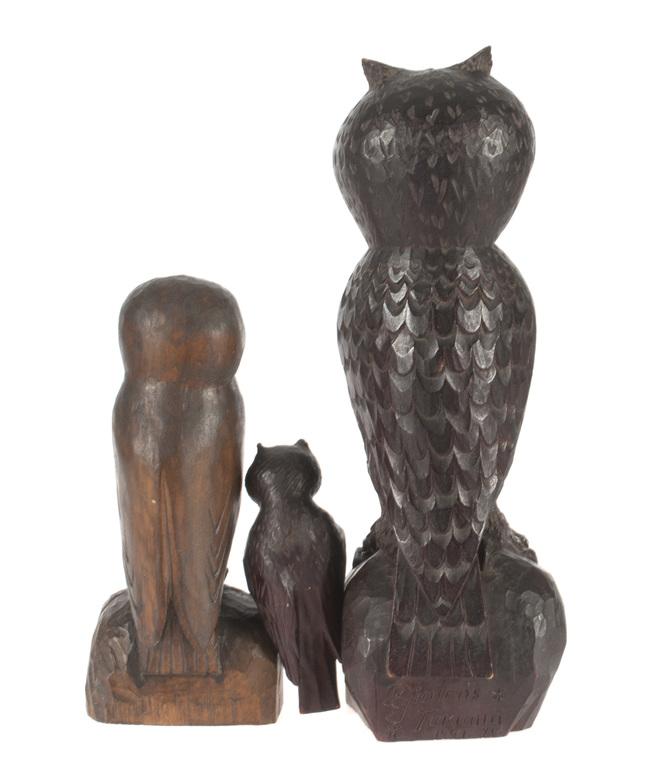 Koka figūras