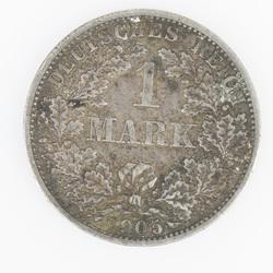 Vācijas 1 marka