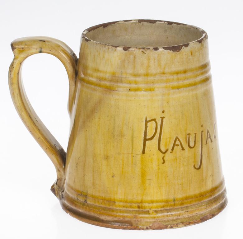 """Keramikas kauss """"Pļaujas svētki"""""""
