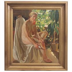 Akts (abpusēja glezna)