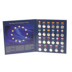 2 eur jubilejas monētu