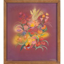 Ziedu kompozīcija - Kliņģerītes