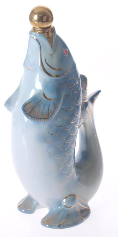 """Porcelāna karafe """"Zivs"""""""