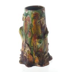 """Keramikas vāze """"Koka stumbrs"""