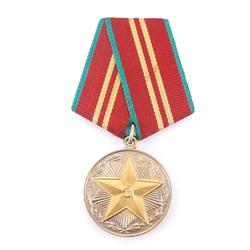 Medaļa par 15 gadu nevainojamu dienestu PSRS bruņotajos spēkos