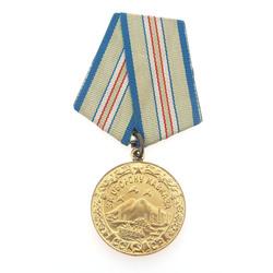 Medaļa Par Kaukāza aizstāvēšanu