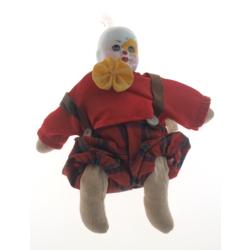 Lelle ar porcelāna galvu