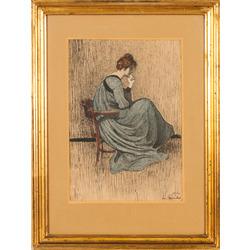 Ellijas Rozentāles portrets