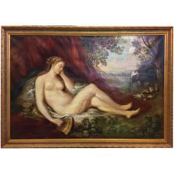 Kopija Džordžones gleznai