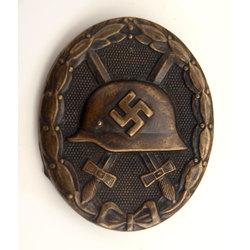 Vācu ievainoto nozīme – melnā