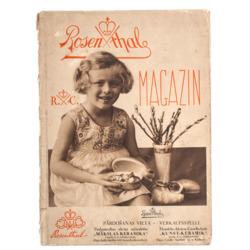 Rosenthal porcelāna fabrikas katalogs