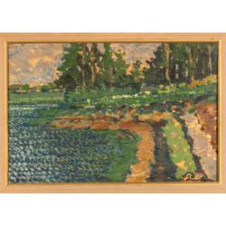 Vilhelma Purvīša gleznas kopija