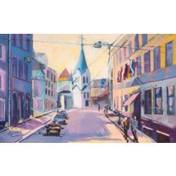 Pils street - улица Пилс
