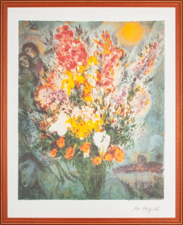 Ziedu buķete