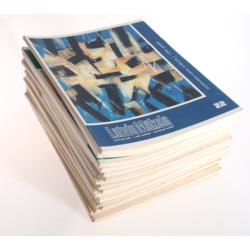 """Periodisks rakstu krājums """"Latvju māksla""""(pilns komplekts)"""