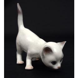 Porcelāna figūriņa Kaķēns