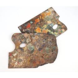 K. Ubāna krāsu paletes
