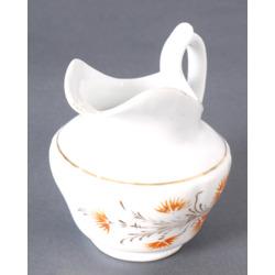 Porcelāna krējuma kanna