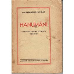 """Grāmata""""Hanumāni. Stāsts par Indijas svētajiem mērkaķiem"""""""