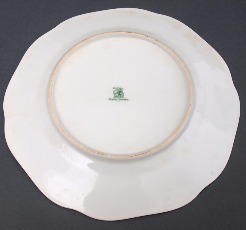 """Nepilna porcelāna servīze """"Rozes"""""""