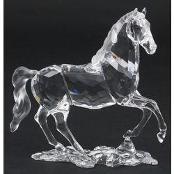 "Swarovski kristāla figūra ""Zirgs"""