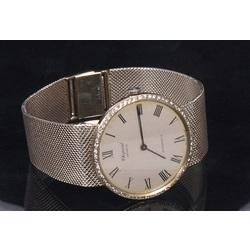 Chopard zelta rokaspulkstenis ar briljantiem