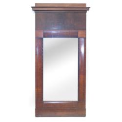 The Biedermeier-style mirror
