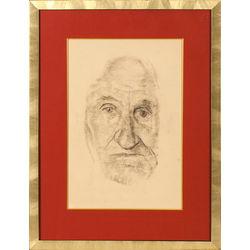 Jāņa Pauļuka portrets