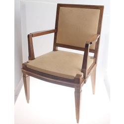 Art deko stila krēsli (4 gab.)