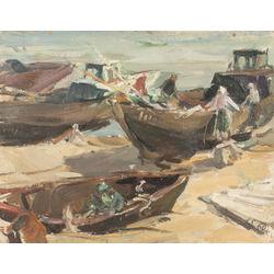 Zvejas kuģi
