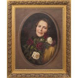 Ausmas Krūmiņas (1933) portrets