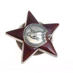 Sarkanās zvaigznes ordenis Nr. 3007680