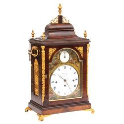 George Conyers Kamīna pulkstenis