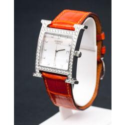 Rokas pulkstenis ''Hermes'' ar briljantiem