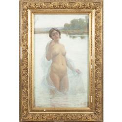 Богиня озера