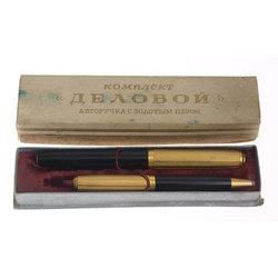 Pildspalvu komplekts (2 gab.) ar orģinālo iepakojumu