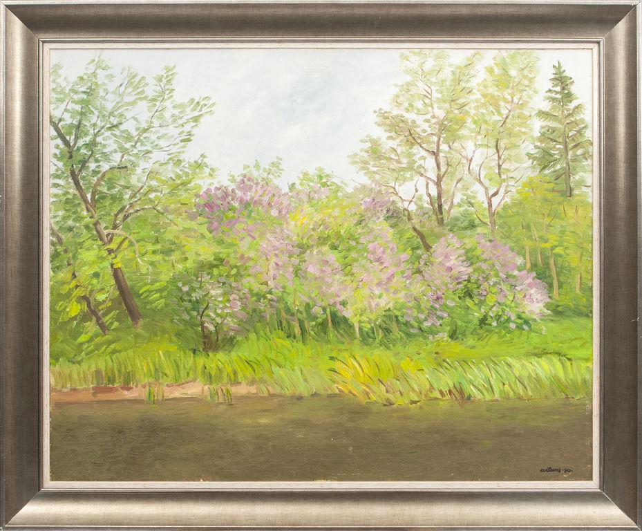 Ainava - pavasaris
