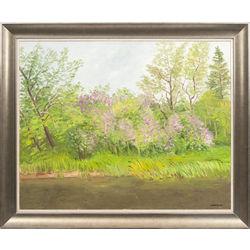 Пейзаж - весна