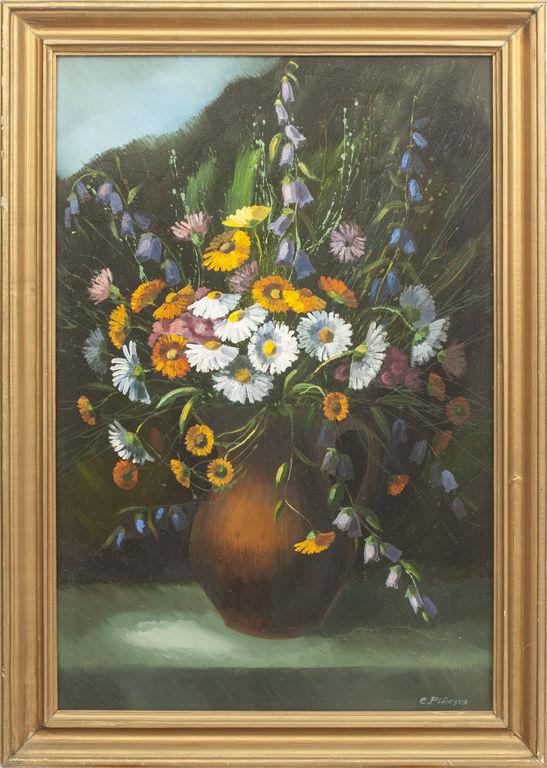 Pļavu puķes