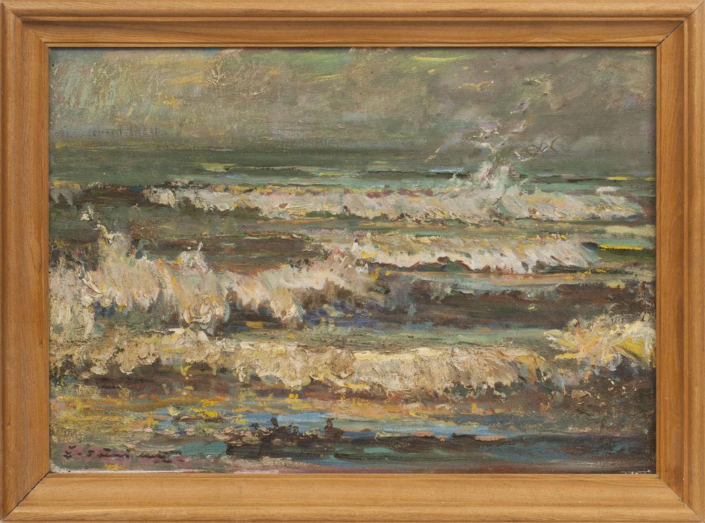 Viļņotā jūra