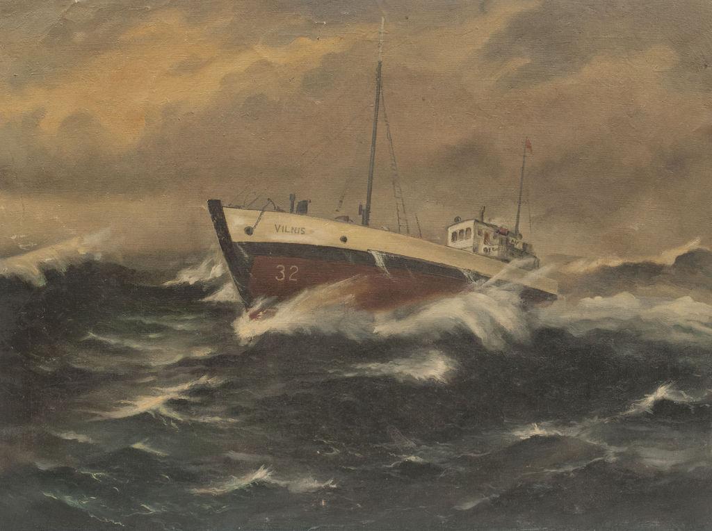 Zvejas kuģis