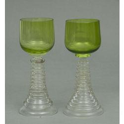 Stikla glāzes (2 gab.)